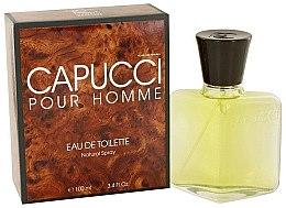 Düfte, Parfümerie und Kosmetik Capucci Man - Eau de Toilette