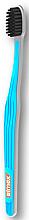 Düfte, Parfümerie und Kosmetik Zahnbürste ultra weich Swiss Made türkis - Elmex Swiss Made Ultra Soft Toothbrush