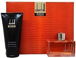 Düfte, Parfümerie und Kosmetik Alfred Dunhill Dunhill Pursuit - Duftset (Eau de Toilette/75ml + After Shave Balsam/150ml)