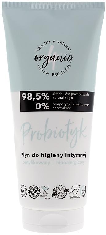 Gel für die Intimhygiene - 4Organic Probiotic Intimate Gel