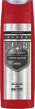 Duschgel - Old Spice Strong Slugger Shower Gel — Bild N1