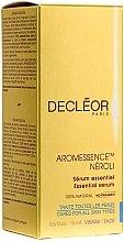 Düfte, Parfümerie und Kosmetik Pflegende Gesichtsessenz mit Neroliöl - Decleor Aromessence Neroli