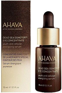 Verjüngendes und energiespendendes Augenkonzentrat - Ahava Active DeadSea Minerals Dead Sea Osmoter Eye Concentrate — Bild N1