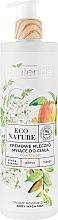 Düfte, Parfümerie und Kosmetik Cremige Duschmilch mit Jasmin und Mango - Bielenda Eco Nature Creamy Body Wash Milk Kakadu Plum, Jasmine & Mango