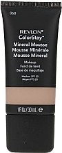 Düfte, Parfümerie und Kosmetik Podkłade w musie - Revlon ColorStay Mineral Mousse Makeup SPF 20