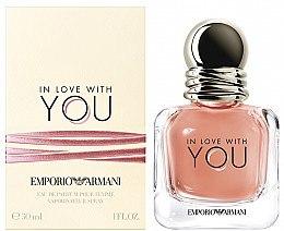 Düfte, Parfümerie und Kosmetik Giorgio Armani Emporio Armani In Love With You - Eau de Parfum