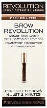 Düfte, Parfümerie und Kosmetik Augenbrauengel - Makeup Revolution Brow Gel