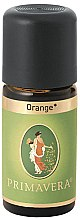 Düfte, Parfümerie und Kosmetik Raumduft Orange - Primavera Natural Orange Essential Oil