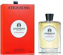 Düfte, Parfümerie und Kosmetik Atkinsons 24 Old Bond Street - Eau de Cologne