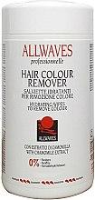 Düfte, Parfümerie und Kosmetik Tücher zur Farbentfernung mit Kamillenextrakt - Allwaves Hair Colour Remover