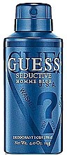Düfte, Parfümerie und Kosmetik Guess Seductive Homme Blue - Deospray