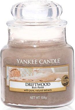 Duftkerze im Glas Driftwood - Yankee Candle Driftwood Jar — Bild N1