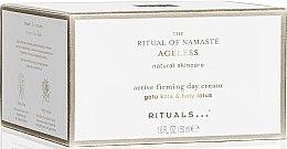 Düfte, Parfümerie und Kosmetik Straffende Tagescreme mit Gotu Kola und heiligem Lotus - Rituals The Ritual Of Namaste Active Firming Day Cream