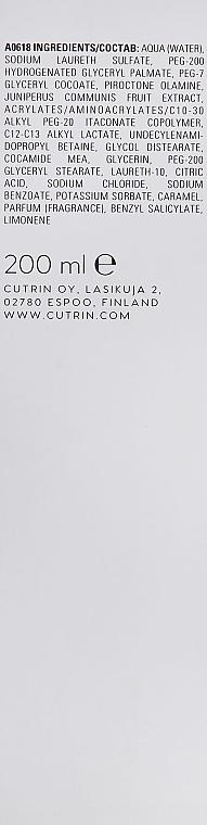 Shampoo gegen Schuppen - Cutrin Bio+ Original Active Shampoo — Bild N3