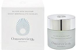Düfte, Parfümerie und Kosmetik Aufhellende Gesichts- und Halsmaske - Omorovicza Silver Skin Saviour