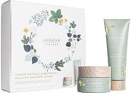 Düfte, Parfümerie und Kosmetik Gesichtspflegeset - Lumene Nordic Rituals (Maske 75ml+Creme 50ml)