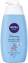 Kopf bis Fuß Shampoo & Bad - Nivea Baby Soft Shampoo & Bath — Bild N3