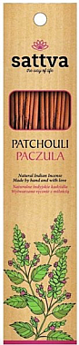 Räucherstäbchen Patchouli - Sattva Patchouli Incense Sticks — Bild N1