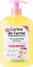 Düfte, Parfümerie und Kosmetik Zartes Shampoo mit Mandelblüten Extrakt - Corine de Farme Baby