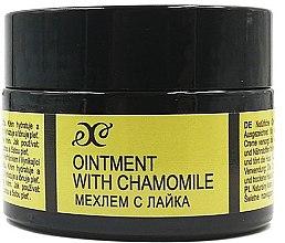 Düfte, Parfümerie und Kosmetik Natürliche Salbe für empfindliche Haut mit Kamille - Hristina Cosmetics Ointment