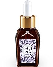 Düfte, Parfümerie und Kosmetik Schützendes Serum für die Haarspitzen - Anwen Liquid Serum Happy Ends