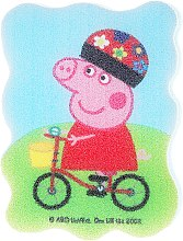 Düfte, Parfümerie und Kosmetik Kinder Badeschwamm Peppa Pig - Suavipiel Peppa Pig Bath Sponge