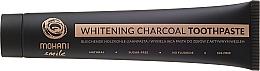 Natürliche bleichende Holzkohle-Zahnpasta - Mohani Smile Whitening Charcoal Toothpaste — Bild N2