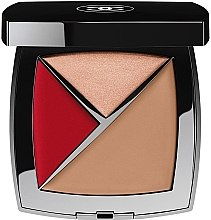 Düfte, Parfümerie und Kosmetik 3in1 Konturpalette für das Gesicht - Chanel Palette Essentielle