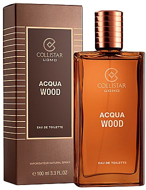 Collistar Acqua Wood - Eau de Toilette  — Bild N1