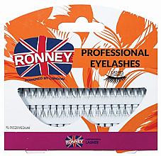 Düfte, Parfümerie und Kosmetik Wimpernbüschel-Set - Ronney Professional Eyelashes 00028