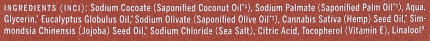 Seife mit Eukalyptus und Bio-Ölen - Dr. Bronner's Pure Castile Bar Soap Eucalyptus — Bild N3