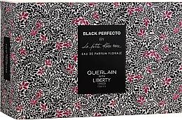 Düfte, Parfümerie und Kosmetik Guerlain Black Perfecto By La Petite Robe Noire - Duftset (Eau de Parfum 50ml + Eau de Parfum (mini) 5ml + bag)