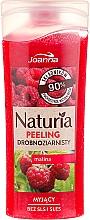 Düfte, Parfümerie und Kosmetik Duschpeeling mit Himbeerduft - Joanna Naturia Peeling