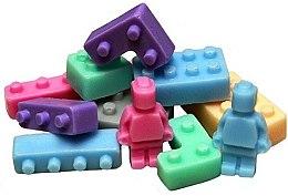 Düfte, Parfümerie und Kosmetik Handgemachte Glycerinseife Lego Bausteine - LaQ Happy Soaps Natural Soap