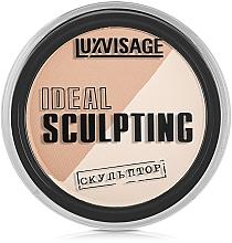 Düfte, Parfümerie und Kosmetik Sculpting-Puder - Luxvisage Ideal Sculpting