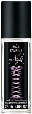 Naomi Campbell At Night - Parfümiertes Körperspray