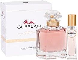 Düfte, Parfümerie und Kosmetik Guerlain Mon Guerlain - Duftset (Eau de Parfum 100ml+Eau de Parfum 15ml)