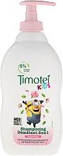 Düfte, Parfümerie und Kosmetik Entwirrendes Kindershampoo mit Rosenextrakt - Timotei Kids Shampoo