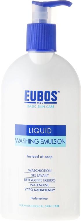 Flüssige Wasch-, Dusch- und Badeemulsion - Eubos Med Basic Skin Care Liquid Washing Emulsion — Bild N5