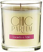 Düfte, Parfümerie und Kosmetik Duftkerze Lavanda e Tiglio - Chic Parfum Lavanda E Tiglio Candle