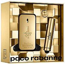 Düfte, Parfümerie und Kosmetik Paco Rabanne 1 Million - Duftset (Eau de Toilette 50ml + Eau de Toilette 10ml)