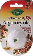 Düfte, Parfümerie und Kosmetik Lippenbalsam mit Arganöl und Vitamin E - Bione Cosmetics Argan Oil Vitamin E Lip Balm