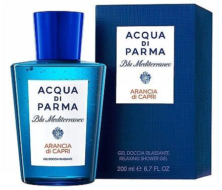 Acqua di Parma Blu Mediterraneo Arancia di Capri - Duschgel — Bild N1