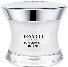 Düfte, Parfümerie und Kosmetik Intensiv regenerierende, straffende und pflegende Gesichtscreme mit Lifting-Effekt - Payot Perform Lift Intense