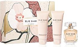 Düfte, Parfümerie und Kosmetik Elie Saab Le Parfum - Duftset (Eau de Parfum 50ml + Körperlotion 75ml + Duschcreme 75ml)