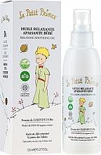 Düfte, Parfümerie und Kosmetik Beruhigendes Körperöl für Babys mit Bio Ringelblumenextrakt - Le Petit Prince Relaxing Soothing Oil