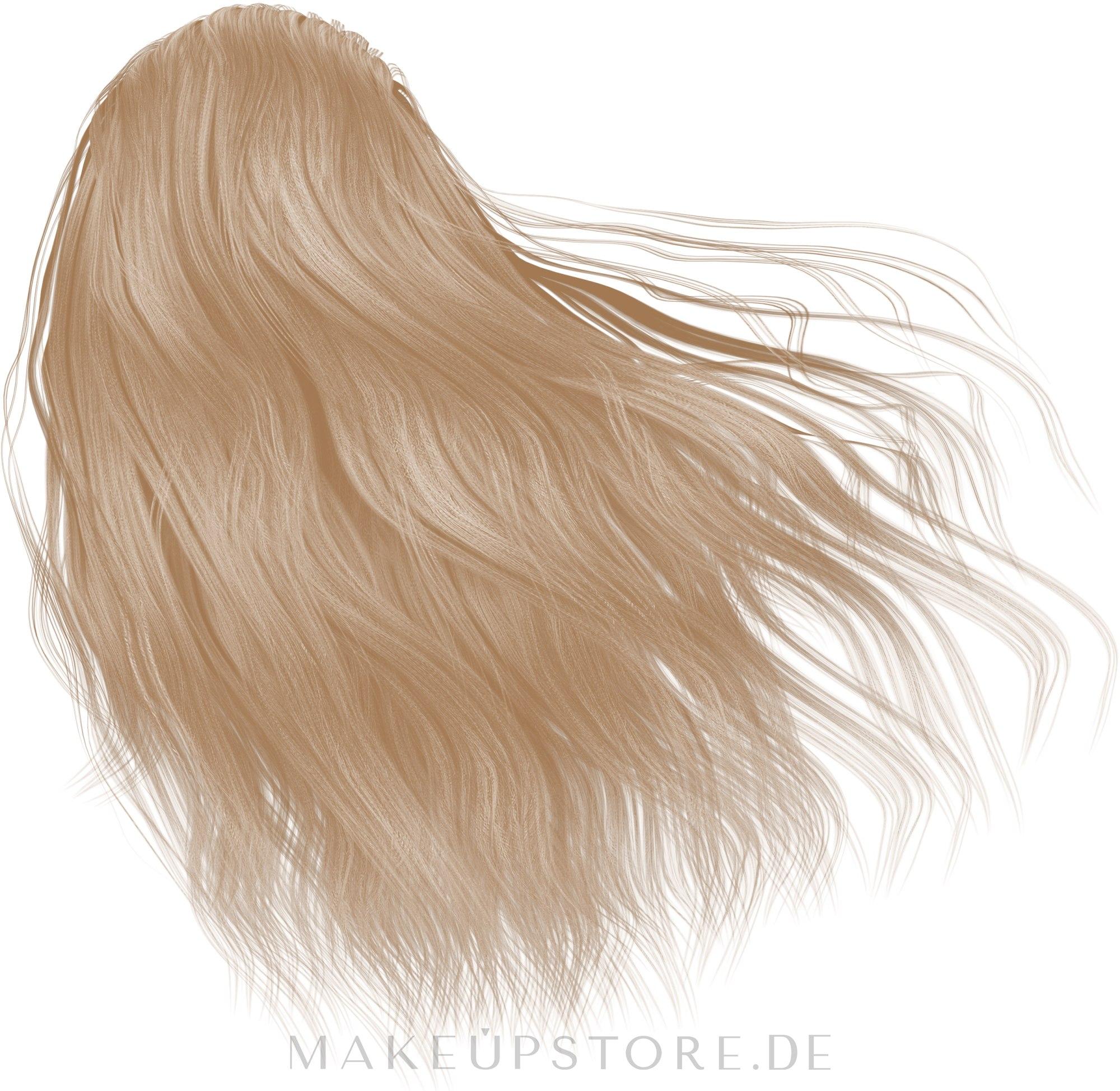Blond Weißkaschierungscreme - Schwarzkopf Professional BlondMe White Blending — Bild Karamell