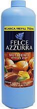 Düfte, Parfümerie und Kosmetik Flüssigseife Amber & Argan - Felce Azzurra Nutriente Amber & Argan (Nachfüller)