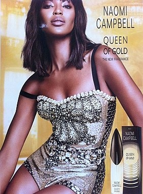 Naomi Campbell Queen of Gold - Eau de Toilette — Bild N3
