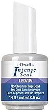 Düfte, Parfümerie und Kosmetik Hochglänzender UV-Versiegelungsgel - IBD LED/UV Intense Sea No Cleanse Top Coat